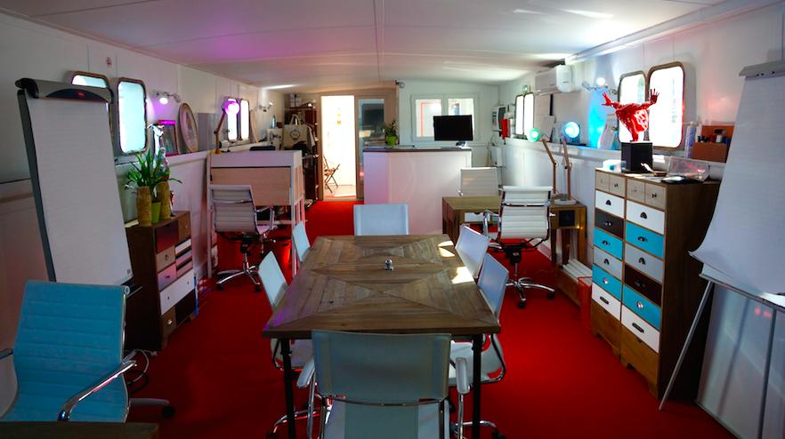 coworking Smart Paddle bureaux