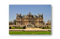 Animation team building visite culture chateau Maisons-Laffitte Smart Paddle