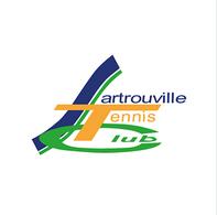 Logo Tennis Club Sartrouville Partenariat Smart Paddle